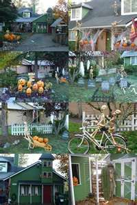... Halloween.com Forums • View topic - Post a pic of the Yard Haunt