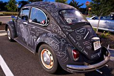 chalk board to go or another dream car for me - remind you of anything @Brittany Horton Moody Tate Beaugard