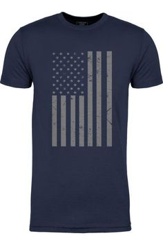 Mobius Apparel - Men's Flag T-Shirt...Mobius Apparel is operated by Vets and a portion of all sales are donated to Wounded Warrior and Veteran Non Profit Organizations. Printed in the USA
