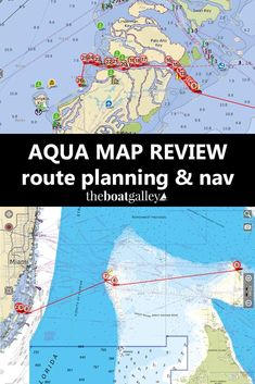 Aqua Map is a fantastic app for route planning and navigation, with excellent (and affordable) charts. Learn all the features that make it a winner. Big Yachts, Sailboat Living, Satellite Maps, Charter Boat, Boat Stuff, Set Sail, Water Crafts, Cool Websites, How To Introduce Yourself