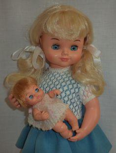 Antiga Boneca Estrela Mãezinha Em Perfeito Estado - R$ 340,00 no MercadoLivre