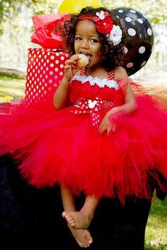 Items similar to Minnie Mouse Tutu Dress- Princess Minnie inspired tutu dress-minnie inspired dress-Princess tutu dress-Knee Length ONLY on Etsy