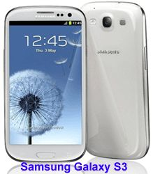 Samsung Galaxy S3 Is Now Available On UK 3 Mobile Network