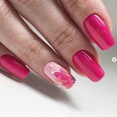 8 Things We Learned About Japanese Nail Art Opi Gel Nails, May Nails, Nail Manicure, Hair And Nails, Manicure Nail Designs, Cute Acrylic Nail Designs, Cute Acrylic Nails, Nail Art Designs, Nails Design