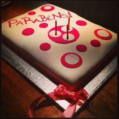 bolo de aniversário * birthday cake