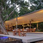 chinzombo bush camp Architect Silvio Rech - House & Leisure tent style retreat