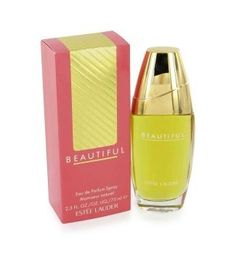 BEAUTIFUL by Estee Lauder Eau De Parfum Spray 1 oz by Estee Lauder. Save 18 Off!. $48.61. blooming fresh cut flowers, rose, jasmine, and carnation. Accompanied by fruity notes of fresh citrus, melons, peaches and plum. Launched by the design house of Estee Lauder in 1985 BEAUTIFUL is classified as a sharp flowery fragrance. This feminine scent possesses a blend of blooming fresh cut flowers rose jasmine and carnation. Accompanied by fruity notes of fresh citrus melons peaches and ...