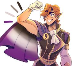Character Concept, Character Design, Ace Pride, Fandom Jokes, The Adventure Zone, Fantasy Male, Magical Creatures, Fire Emblem, Dungeons And Dragons