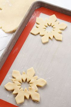 Sugar Cookie Recipe and Perfect Shaped Cookies | The Bearfoot Baker