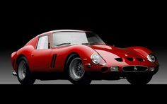 THE dream car... 1962 Ferrari 250 GTO