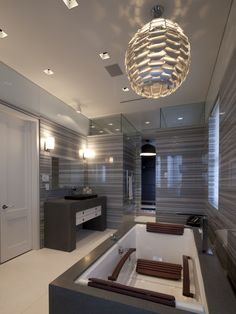 Gray Bathroom Design, Pictures, Remodel, Decor and Ideas - page 28