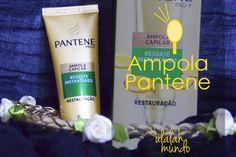 Ampola pantene. Link: https://ulalahmundo.wordpress.com/2015/12/16/restaure-os-fios-em-3-min-ampola-pantene/
