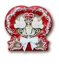 Mézeskalács ajándék minden alkalomra - Köszönetajándék - Reklámajándék - Wedding gifts - Wedding favors - Royal icing -   www.mezeskalacsajandekok.hu  www.mezeskalacsajandekok.blogspot.hu/ Royal Icing, Cookie Decorating, Christmas Cookies, Cupcake Cakes, Gingerbread, Valentines, Seasons, Minden, Cookie Ideas