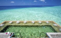 The world's best hotel pools