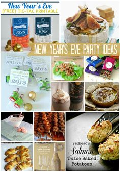 12 New Years Eve Party Ideas