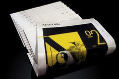 NEWWORK MAGAZINE, Issue 2 by STUDIO NEWWORK , via Behance