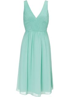 Monsoon Claire dress in Seafoam (£60 in sale) - also comes in maxi length, yellow and (bright) pink