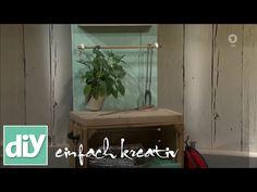 Grillbeistelltisch | DIY einfach kreativ - YouTube