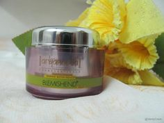 Aryanveda Advance blemish reducer Blemishend cream review