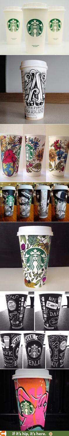 starbucks contest