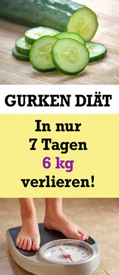 Cucumber diet: lose weight quickly- Gurken Diät: Schnell abnehmen Cucumbers are extremely underestimated. They have an enormous amount of vitamins and minerals. Diets Plans To Lose Weight, How To Lose Weight Fast, Fitness Meal Prep, Fitness Diet, Seafood Recipes, Diet Recipes, Vegan Recipes, Vegan Fast Food, Flat Belly Diet