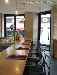Une nouvelle adresse à tester sur Paris... Le restaurant de Pierre Sang Boyer, finaliste de l'émission Top Chef 2011, est un lieu au concept plutôt innovant que j'ai particulièrement apprécié. Lorsqu'on pousse la porte de ce restaurant, en fonction de...