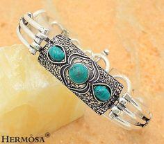Unique Bali 925 sterling silver Bracelet
