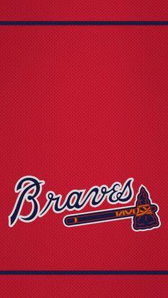 Braves Baseball, Baseball Players, Brave Wallpaper, Skull Logo, Atlanta Braves, New England Patriots, Michigan, Dads, Sports