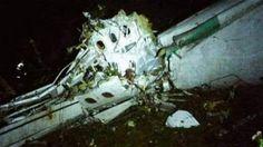 Colombia: al menos 76 muertos en accidente de avión que transporataba futbolistas