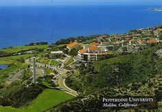 Spend a weekend in Pepperdine University's scenic Malibu, California campus at the Southern California Youth Citizenship Seminar, held annually for outstanding high school juniors.