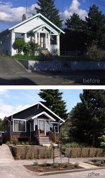 Zerbey Remodel - modern - before photos - seattle - Studio Zerbey Architecture + Design