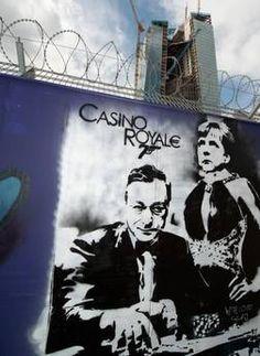 Bce:finanza progetto murales - Economia - ANSA.it