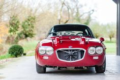 Oldtimer verkopen en kopen – youngtimersLancia Sport Zagato Prototipo 1964 - thecoolcars.nl