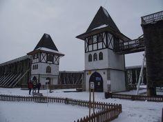 Kroniki Inowrocławskie: Zimowe Tężnie
