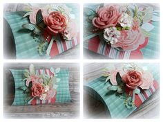 pillow box - Scrapbook.com
