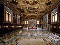 Sala Superiore, Scuola Grande di San Rocco, Venice