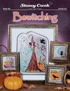 Bewitching by Stoney Creek - Cross Stitch Kits & Patterns