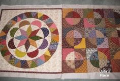 Julia's Place: Quilt as you go no sashings