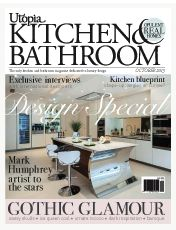 This project was featured on the front cover of Utopia Kitchen & Bathroom, as well as an 8 page feature inside! Subscribe www.utopiamag.co.uk