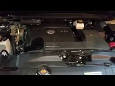 Nissan Pathfinder Engine Idling After Oil Change & Filter Replacement Nissan Pathfinder, Oil Change, Filters, Engineering, Youtube, Technology, Youtubers, Youtube Movies