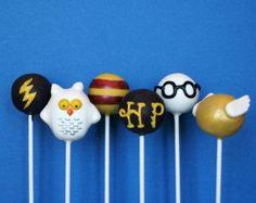 Harry Potter Cake Pops.