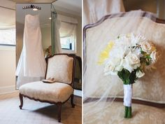 The Bridal Suite in the Barn at Trump Winery Wedding | Charlottesville, VA | Alicia & Pete