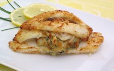 February 18, 2013 - Crab-Stuffed Flounder Day
