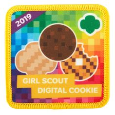 Fun Patches for Girl Scouts - Shop these Girl Scout Fun Patches for Every Girl Scout Adventure! Shop our large variety of Girl Scout Fun Patches for all grade levels and all Girl Scout experiences. Girl Scout Shop, Girl Scouts, Cool Patches, Sew On Patches, Buy Girl Scout Cookies, Girl Scout Fun Patches, Charitable Donations, Patch Design, Square Photos
