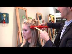 A-list Hair Extensions International - Tape In Extensions Application Video