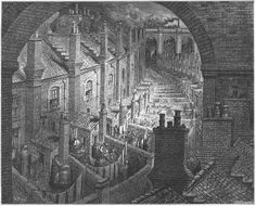 Londres Gustave Doré Afficher l'image d'origine