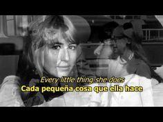 Every little thing - The Beatles (LYRICS/LETRA) [Original]