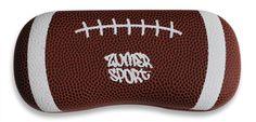 Zumer Sport Football Eyeglass Case Made From Real Football Material #zumersport #footballeyeglasscase #football #eyeglasscase #eyeglasscover