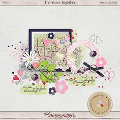 The Years Together | Elements :: Elements :: Memory Scraps