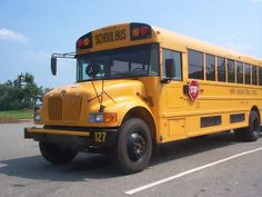 International School Bus | 2004 International IC School Bus - NC | Flickr - Photo Sharing!